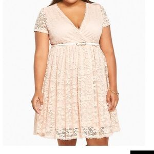 torrid Dresses - Torrid Size 2 skater dress